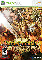 Battle Fantasia (Xbox 360)