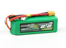 Multistar Racer Series 2200mAh 3S 11.1V 40C 80C Lipo Battery Pack XT60 Mini Quad