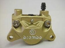 Brembo Bremszange Bremssattel Bremse hinten P32 F Gold + Beläge Ducati Laverda