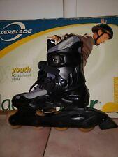 Rollerblade Bladerunner Youth Inline Skates sz6 unisex