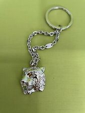 Dunhill Keychain - Silver 925 Tiger