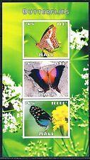 Bloc Sheet Papillons Butterflies IMP Neuf  MNH  ** Mali  2016 Private local