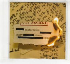 (HF282) Charlie Hole, Dirty Little Secret - 2016 DJ CD