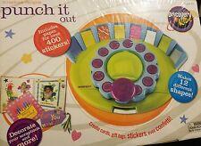 New Discovery Kids Punch It Scrapbooking Scrap Book Designer
