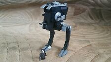 Lego Star Wars Episode IV-VI Imperial AT-ST (7657)  Custom Black