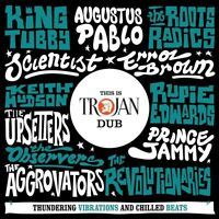 THIS IS TROJAN DUB  2 CD NEU