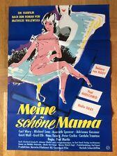 Meine schöne Mama (Kinoplakat '58) - Paul Hubschmid / Barbara von Nady