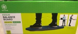 evolve balance board. Keep the body active and the mind engaged