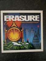 "ERASURE Crackers International 12"" VINYL UK Mute 1998 4 Track Stop, Hardest"