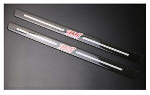 Subaru BRZ/86 REAL Carbon Fibre Door Sill Plate Trims for BRZ 86 WRX STI Liberty