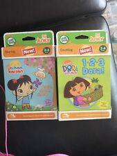 LeapFrog Leapfrog Tag Junior, Ni Hao, Kai - Lan Sharing & Dora Counting
