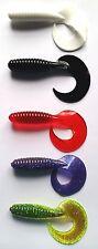 Twister Relax 13 cm 1 Stück Gummifische Kopyto Ohio Shad Jigs Jigkopf Hecht