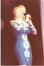 Rare Dolly Parton Candid 4 X 6 Concert Photo