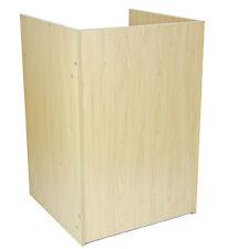 Vendita al dettaglio fino al Contatore blocchi ACERO SHOP cassa SCRIVANIA Storage Cabinet Contatore di servizio