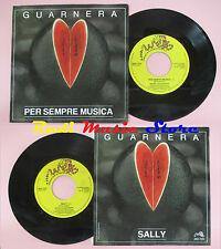 LP 45 7'' MARIO GUARNERA Per sempre musica Sally 1984 italy ZBW 7378 cd mc dvd*