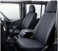 LAND ROVER DEFENDER 07> WATERPROOF SEAT COVERS  VPLDS0011 - Black