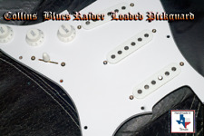 Collins Hand Wound Blues Raider Loaded Pickguard