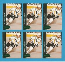 "1992-93 Parkhurst Hockey Mario Lemieux ""Emerald Ice"" Card Lot (6) $$$$"