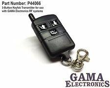 3 Button Keyfob R.F. Transmitter - P44066