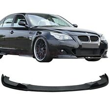 For 04-10 BMW E60 E61 550i 525i 530i H Style Urethane Front Bumper Lip Spoiler