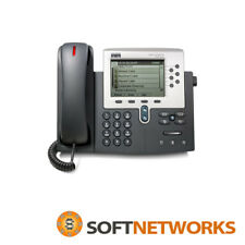 Cisco CP-7961G-GE Unified IP VoIP Phones - Refurbished