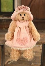 Teddy Bear 'Bethany' Settler Bears Handmade Dressed Collectable Gift Decor 38cm