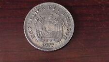 Ecuador 1977, Un Sucre