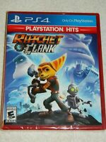 Ratchet & Clank (PlayStation Hits) (PlayStation 4, 2016) Free Shipping - NIP