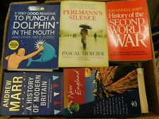 50 Bücher englische Bücher Romane Sachbücher u.a. Paket 2