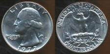 United States, 1972-D Quarter, 1/4 Dollar, Washington - Choice Uncirculated