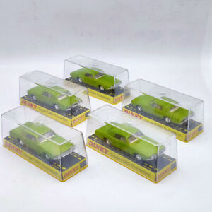 Lot Of 5Pcs Atlas 1/43 Dinky toys 1419 COUPE FORD THUNDERBIRD Diecast Models Car