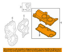 VOLVO OEM 15-18 S60-Engine Valve Cover 31670210