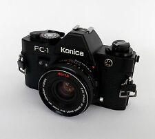 Konica FC-1 with 40mm F1.8 Konica Hexanon AR Lens :FREE UK POST: 1615