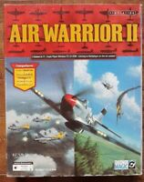 Air Warrior II: 2 Games in 1 WINDOWS 95 CD-ROM (PC, 1996)