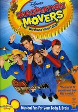 Imagination Movers: Jump & Shout [Warehouse Mouse Edition] (2009, DVD NEUF)
