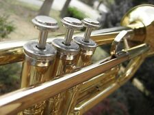 Clean and Properly Lubricated Holton T602P Trumpet  Made in the USA!
