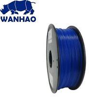 Wanhao Original Blue PLA 1.75 mm 1 KG Filament for 3D Printer