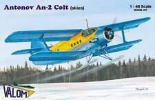 VALOM 1/48 KIT MODELLO 48005 ANTONOV An-2 COLT CIELI