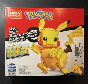 Mega Construx Pokemon Set [ Jumbo Pikachu ] NEW