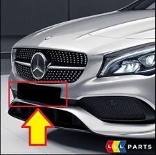 Neuf Véritable Mercedes Benz MB Cla W117 AMG avant Support Plaque