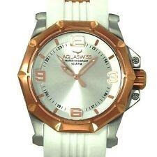 AQUASWISS Men's Vessel G Two-Tone Brand New Swiss Ronda 503 Watch-List $1,495