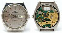 Orologio Lorenz electronic calibro esa 9183 eta vintage watch electronic clock