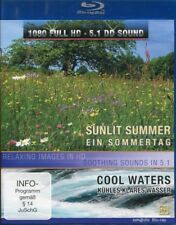 SUNLIT A SUMMER SUMMER DAY RELAX BLU-RAY DISC NIP 1080p FULL HD 5.1 SOUND