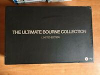 Ultimate Bourne collection box