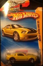 Hot Wheels Key to Speed 2010 Ford Shelby GT500 1:64 Diecast MINT
