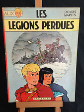 ALIX, Les légions perdues, E.O 1965 Casterman en bon état général