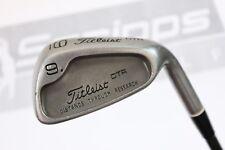 Titleist DTR Single 9 Iron Golf Club Graphite Shaft S-Flex
