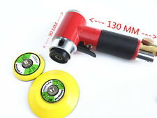 "AIR PNEUMATIC SANDER CAR POLISHER BUFFER 2""/3"" INCH VARIABLE SPEED SANDING KIT"
