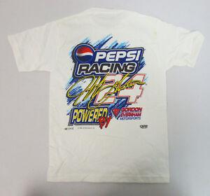 JEFF GORDON PEPSI SMALL (6-8) SHIRT VINTAGE RETRO VTG NASCAR KIDS BOYS PRINTED