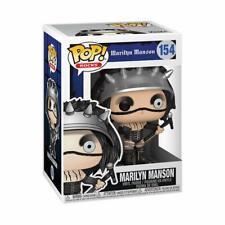 Funko Pop! Marilyn Manson The Beautiful People Rocks w/ Protector In Stock